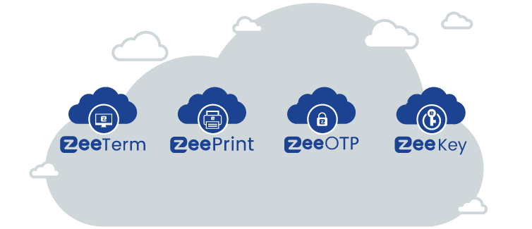 ZeeTim products best suited for VDI or cloud PC environments to improve the security & user experience.