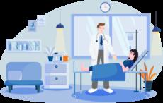 Hot desking in Health industry using ZeeKey